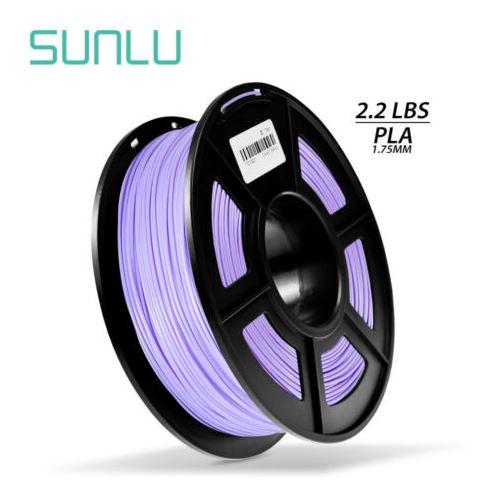 Sunlight//UV Light Color PLA Filament 1kg//2.2lbs Spool 3D Printer Filament UK